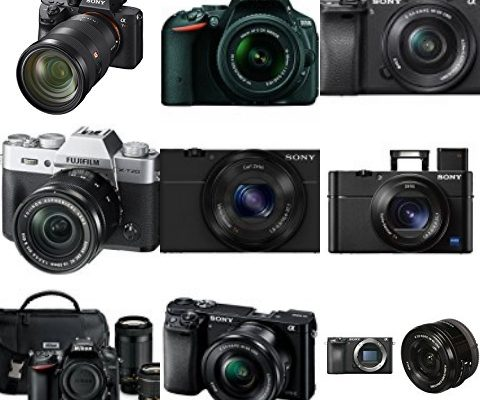 My 10 Best Cameras for Hiking and Backpacking in 2018