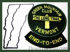 schematic and end-to-end patch of the Long Trail